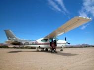 expedición fotográfica a Namibia