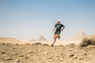 Christian Schiester (AUT) participates in the Ocean Floor Race through the White Desert in Egypt from March 21st to 27th, 2014. Harald Tauderer/Red Bull Content Pool